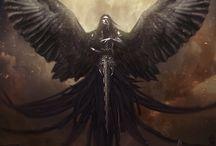 Азраил Кровавый и его приблеженные