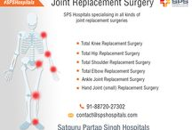 Best Joint Replacement Surgery Hospital in India / SPS Hospitals specialising in all kinds of joint replacement surgeries- hip replacement, knee replacement, shoulder replacement, elbow replacement surgery