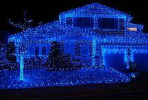 christmasl lights / by Lynnsmith