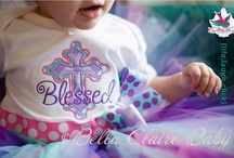 Easter Baby / Custom easter and spring clothing for infants and children