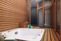 Commercial 3D Interiors