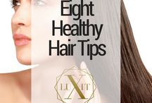 LUXit HAIR TIPS / www.luxit.me