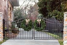 Residential Holiday Decor / A collection of the residences that we decorate for the holidays!