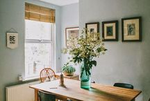Dining room inspirations / Favourite interior ideas about dining room.