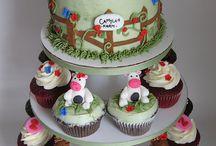 Cake  / by Jana Adams