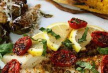 Food - Fish / Pescatarian meals