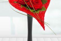Sant valentin flores