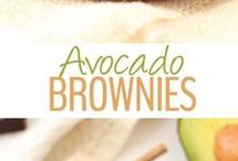 Recipes brownies, blondies, fudge, keto, paleo, nocarb, low carb
