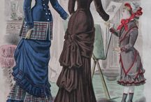 1880s fashion plates