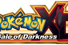 Pokemon XD: Gale of Darkness / A collection of official artwork from Pokemon XD: Gale of Darkness on Gamecube. This game was the sequel to Pokemon Colosseum. Find out more about this title @ http://www.pokemondungeon.com/pokemon-xd-gale-of-darkness