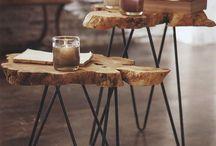 krzesła / taborety