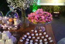 Casamento - Exponoivas / Bolos e Doces finos expostos na EXPONOIVAS 2015, sucesso garantido de sabores e bom gosto, visite nossa pagina e comprove.