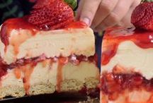 Strawberry Cheesecake Recipefood