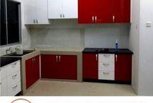 pembuatan kitchen set cinere