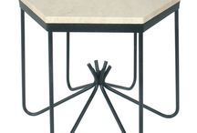 Stone top tables / Stone top tables  / by Luis Alicandu