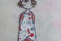 Borduren (Embroidery) / Borduren en patronen