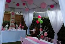 Robins sweet 16 party