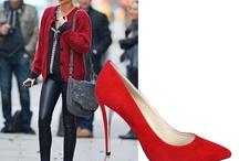 Shoes...heels.