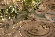 A Table Settings