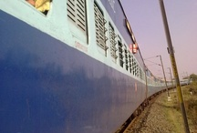 Traversing India in Trains