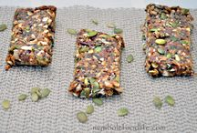 energy bars / by Tere C