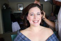 Wedding: Beautiful Bride Erica Green