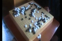 The Game of Go / A board dedicated to my favourite game - Go, aka Weiqi or Baduk.