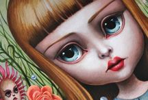 Art-Big Eyes