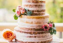 bolos decoração