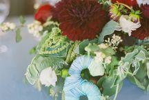 Wedding Table Numbers Ideas  /  Table Numbers Ideas