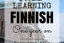 Learning Finnish