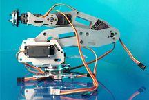 механическая рука(робот-манипулятор)