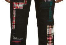 Junya Watanabe spodnie