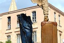 Frances Bruno Catalano / Skulpturer