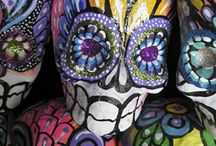 Day of the Dead Crafts / by Emeli Reiart
