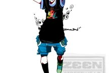 Character Clothing / Rouxa-diakosmitika