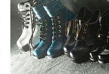Kickers / http://www.4feetshoes.com/kickers/b1