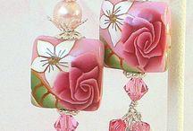 Strawberries Pattern Pop Art Pink Pattern Popka