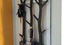 Schlüsselbretter