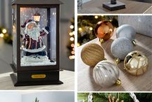 Black Copper Theme 2017 / This metallic theme is ideal for a modern Christmas. It complements darker colours and focuses on simplicity. It includes a variety of metal tree and floor decorations and utilises warm white lights to provide a warming feel.