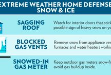 Winter Roofing and Ice Dams
