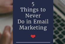 Email Marketing / The ins and outs of getting straight into that inbox!