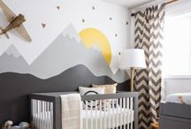 Wee love a landscape / Cityscapes and mountain ranges, tiny towns and oceans - we love a landscape! We especially love them in unusual places, like painted on walls or printed on to beautiful fabric