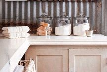 Make over Laundry Room