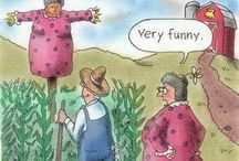 Garden Laughter