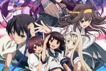 Anime - Azur Lane / Kantai Collection: KanColle