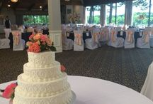 Our Favorite Desserts & Wedding Cakes / Bride Playbook-our favorite and most used Bakeries here at Flat Creek Country Club