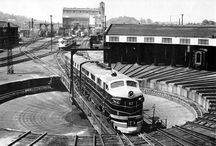 Vintage Trains World