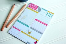 Planners / Organisation