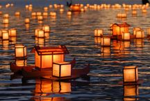 Lanterns To Light Our Way / by Come Into My Garden